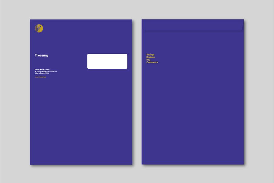 Brand Envelopes