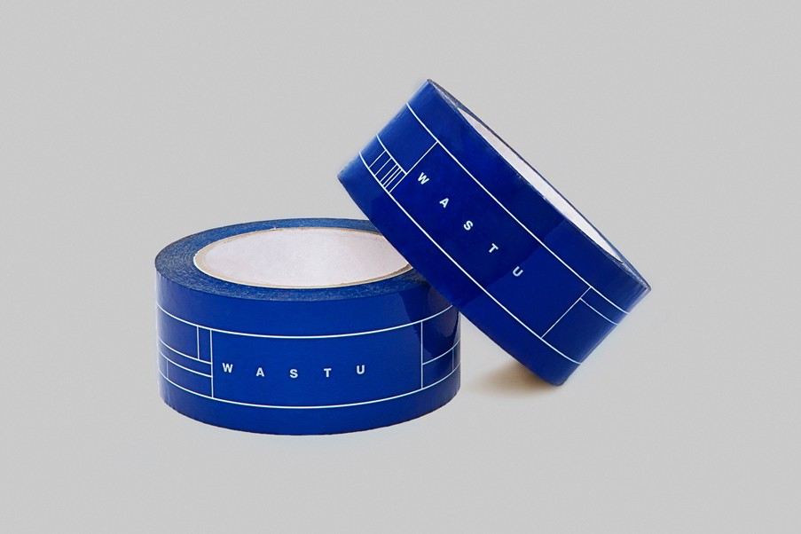 Multi-purpose branded tape