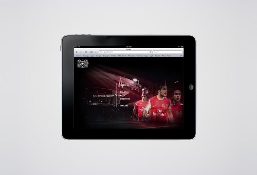 Nike Indonesia - Nike Football - Arsenal
