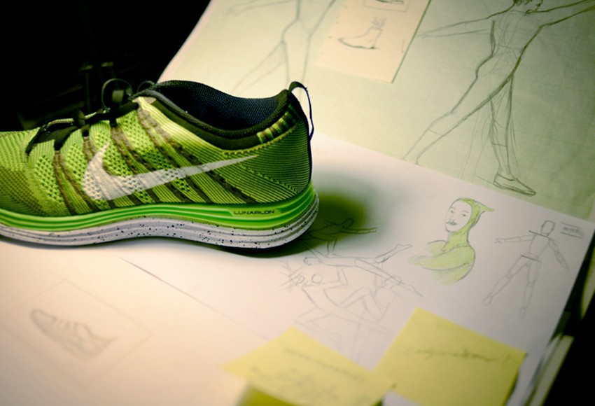 Nike Indonesia - Flyknit Lunar 1+ Campaign