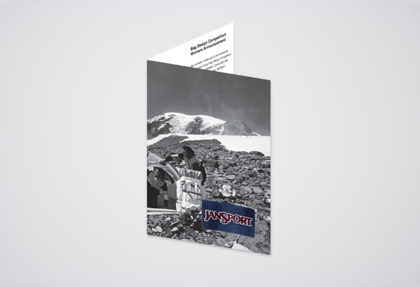 Jansport - Freedom of Expression Campaign