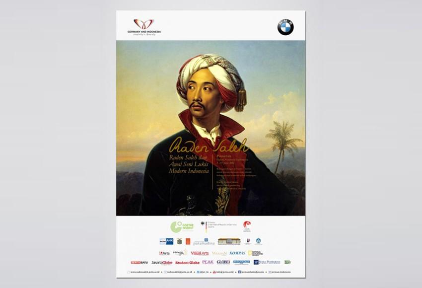 Goethe Institut - Raden Saleh Exhibition