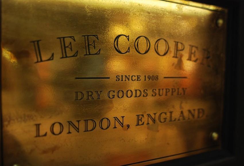 Lee Cooper Indonesia - Pop Up Shop 2013
