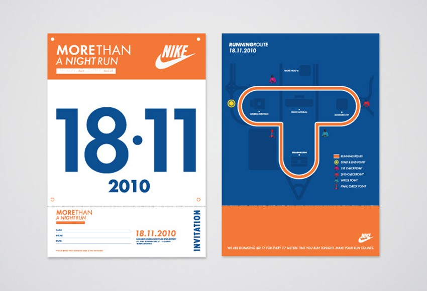 Nike Indonesia - Nike More Than A Night Run