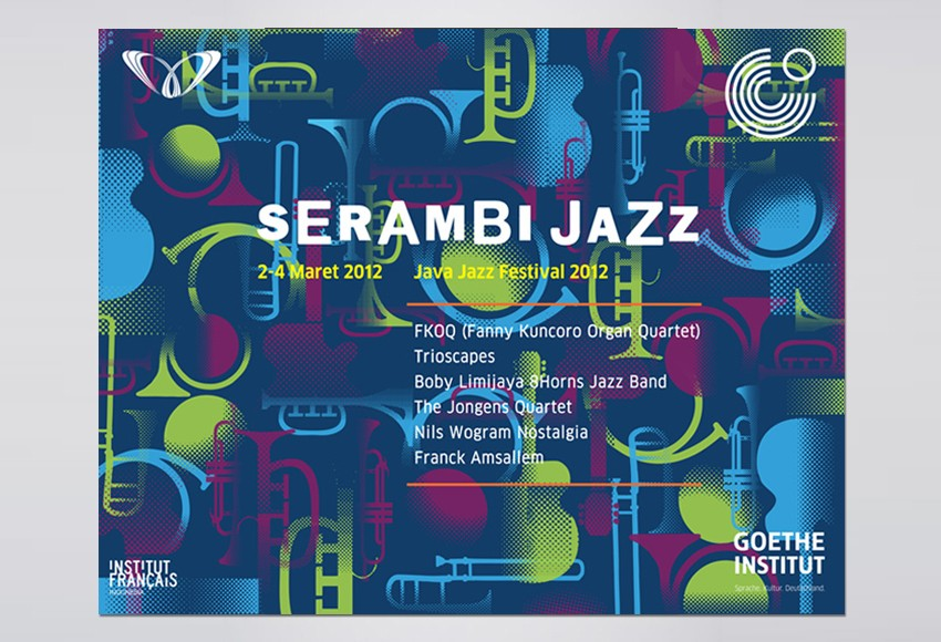 Goethe Institut - Serambi Jazz