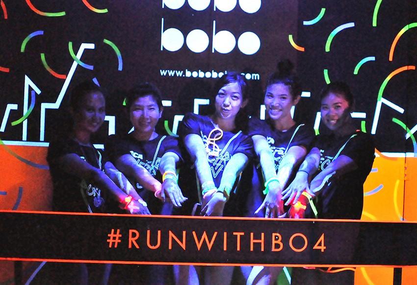 Bobobobo - #RunWithBo4 Campaign