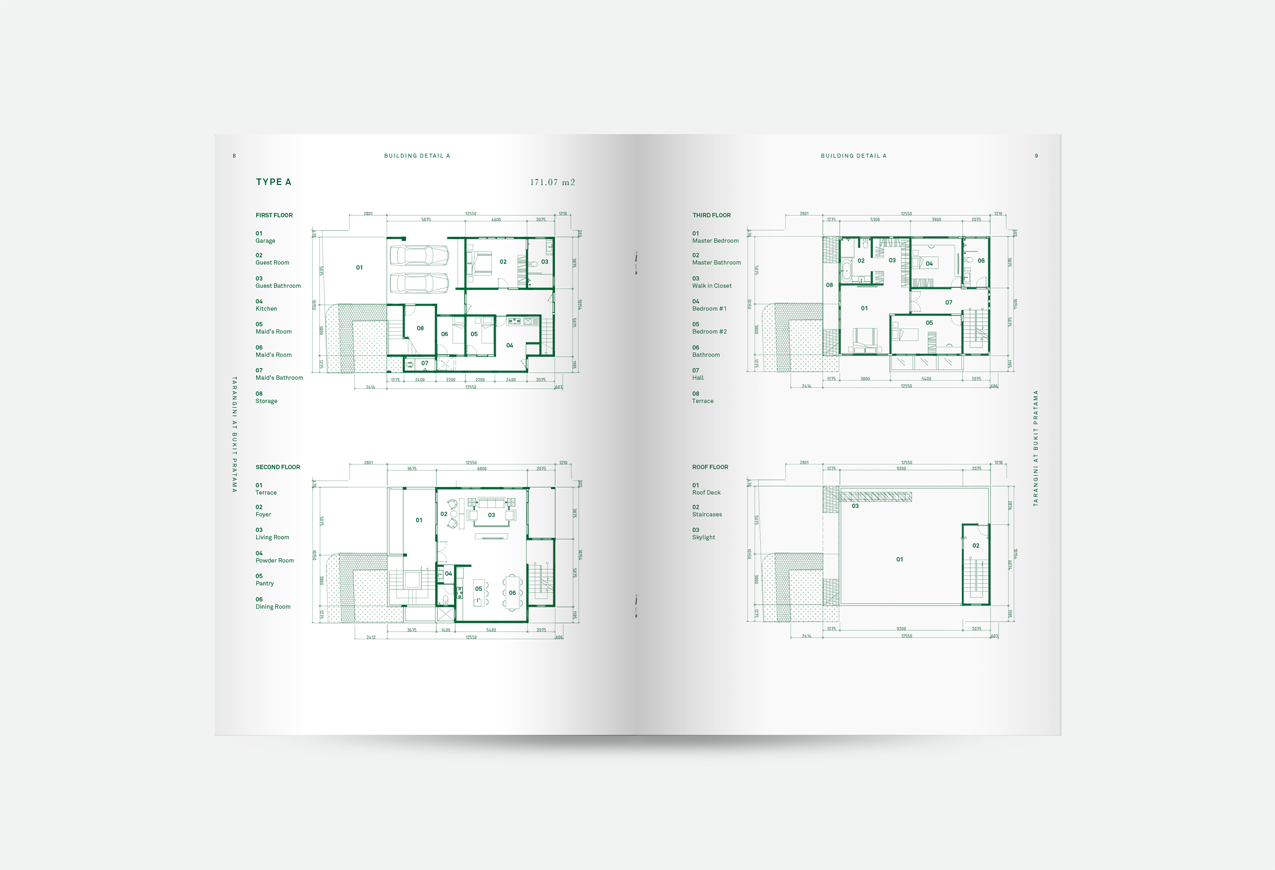 Townhouse Booklet