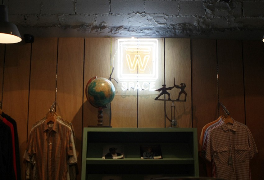 W Space - W Space Store