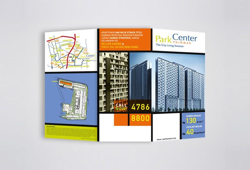 Duta Anggada - Pulomas Park Center Brochure