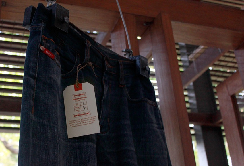 Lee Cooper Indonesia – Dry Denim Challenge